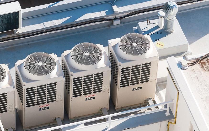 air conditioners industial Системы кондиционирования
